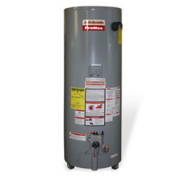 Best 50 Gallon Gas Water Heater 2017 >> 80 Gallon Natural Gas Water Heater FGC-75 - Hefner Plumbing