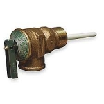 Temperature-Relief-Valve